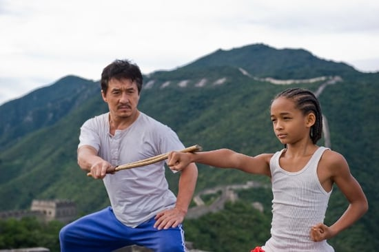 The Karate Kid Movie Review Starring Jaden Smith and Jackie Chan
