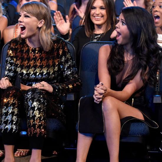 Selena Gomez and Taylor Swift React to Demi Lovato at VMAs