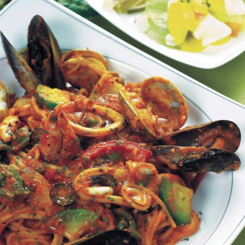 Why Don't Italians Mix Cheese With Seafood?