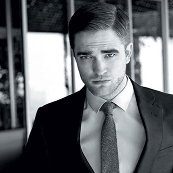 Robert Pattinson Elle May 2011 Pictures