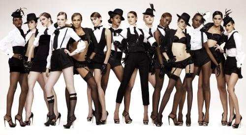 America's Next Top Model Cycle 10 contestant photos