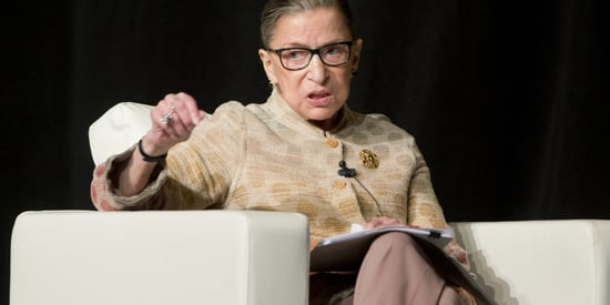 Ruth Bader Ginsburg Says Eight 'Is Not A Good Number' For The Supreme Court