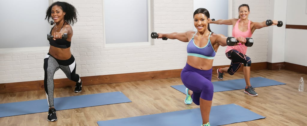 Get Fit Fast With This Cardio Sculpt Workout