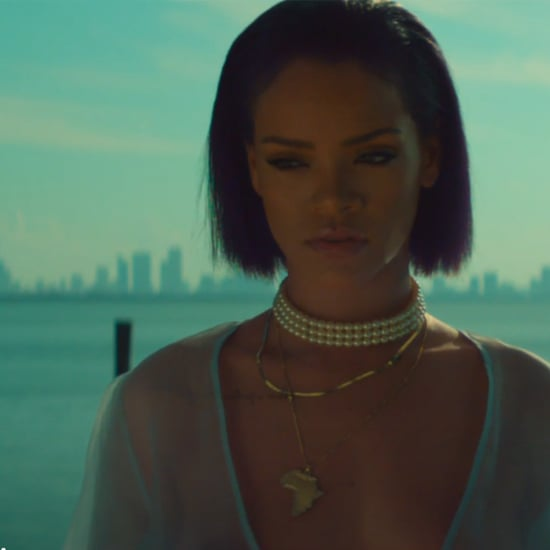 "Rihanna ""Needed Me"" Music Video Style"