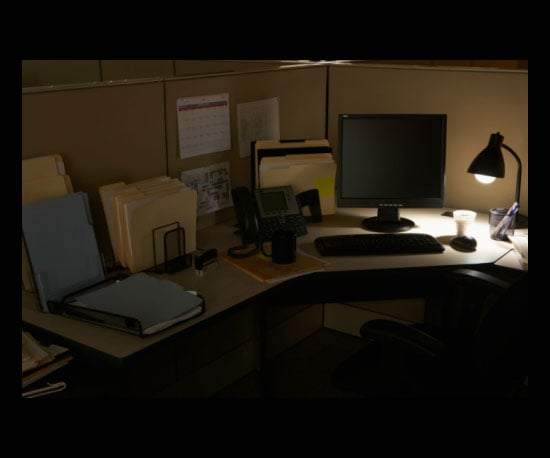 Your Desk Lamp