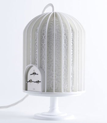 Photos of the Nendo Music Cage