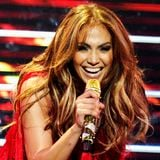 Jennifer Lopez at iHeartRadio Festival in Las Vegas (Video)