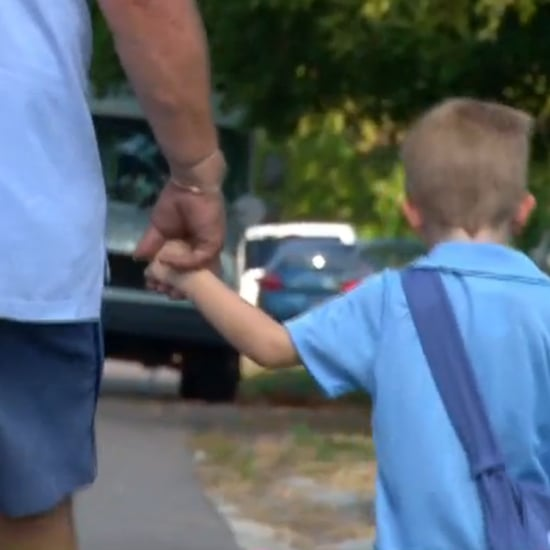 4-Year-Old Idolizes Mailman and Helps With Route Every Day