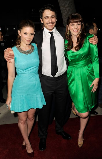 Pictures of James Franco With Family and Friends at the LA Premiere of 127 Hours