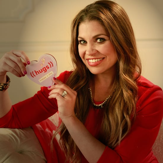 Danielle Fishel's Valentine's Day Video 2014