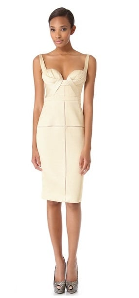 Dress, approx $3,356, J. Mendel at Shopbop.