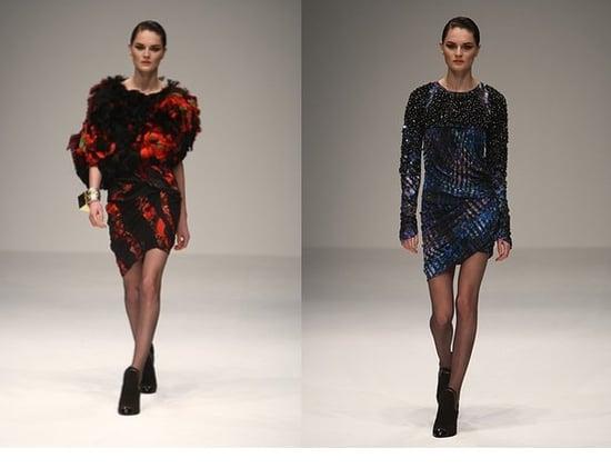 London Fashion Week: Peter Pilotto Fall 2009