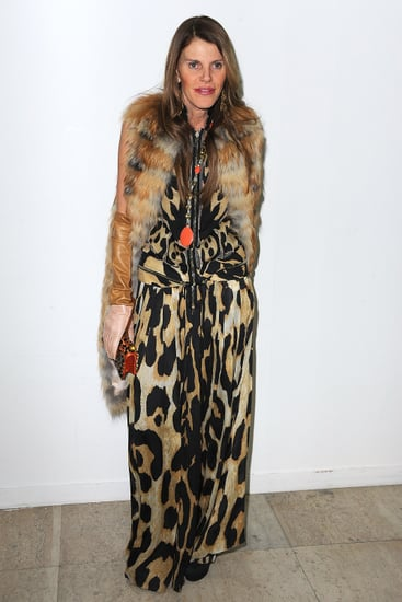 Anna Dello Russo Says Her Clothes Are Bought at Retail, Not Gifts