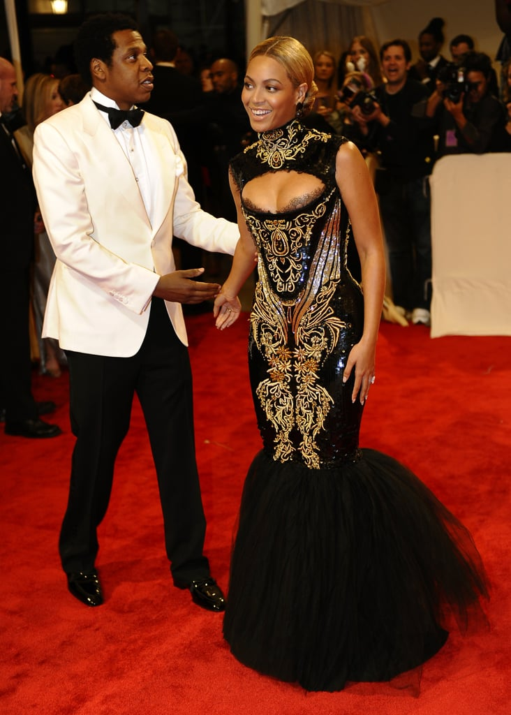 Beyoncé Knowles and Jay Z –2011