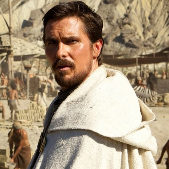 The Trailer For Exodus: Gods and Kings Introduces Christian Bale as Sexy Moses