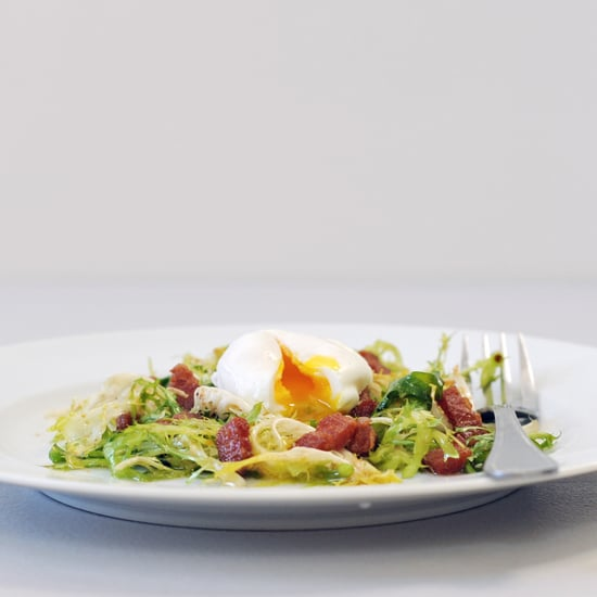 Egg and Bacon Salad Recipe