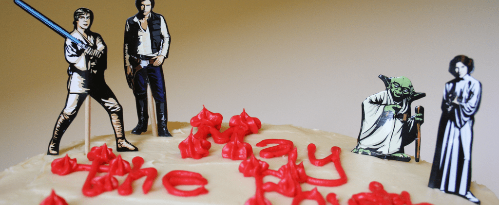 May the Fourth Be With You — and Cake Too