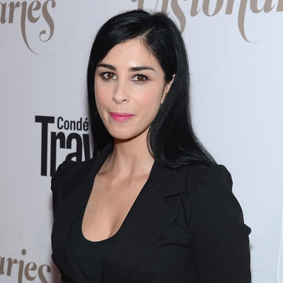 Sarah Silverman on Draw the Line   Interview