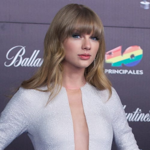 Taylor Swift at 40 Principales Awards in Spain (Pictures)