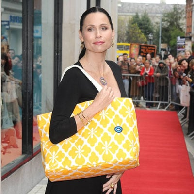 "Minnie Driver launches ""Fashion Targets Breast Cancer"" in Dublin"
