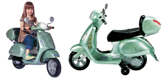 Mini Vespa: Kid Friendly or Are You Kidding?