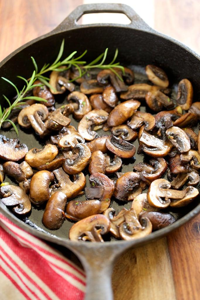 Garlic Butter Sautéed Mushrooms