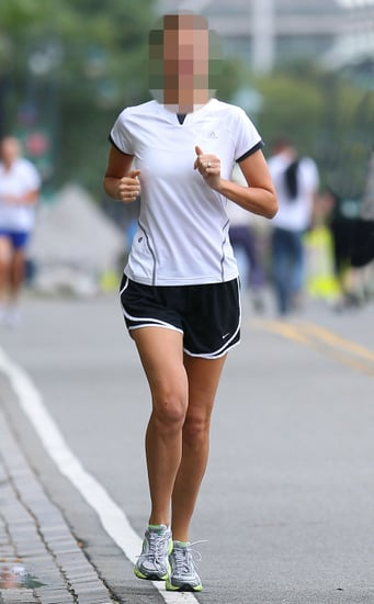 Guess Which Supermodel Is Training For the NYC Marathon?