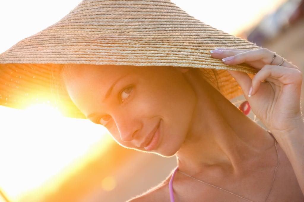 You Don't Wear Sunscreen