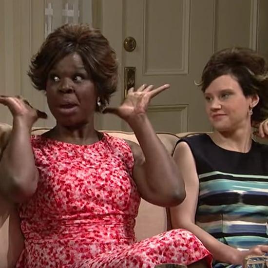 Saturday Night Live Mom Haircut Skit