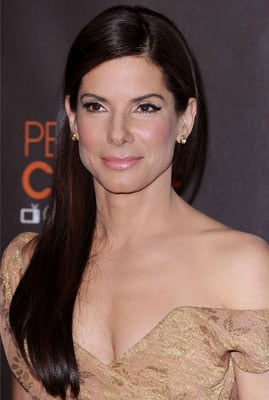 Sandra Bullock at the 2010 People's Choice Awards 2010-01-06 18:22:42