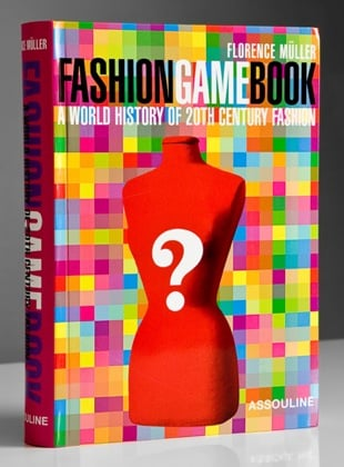 Fab Read: Fashion Game Book, Fashion History of the 20th Century