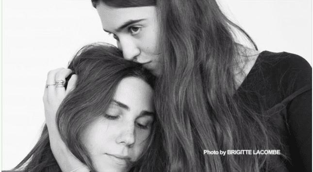 Zosia Mamet — The Cabin Sisters