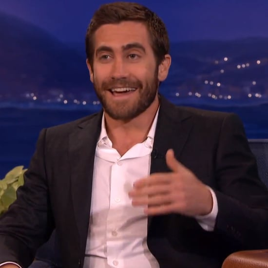 Jake Gyllenhaal Talks About Halloween on Conan