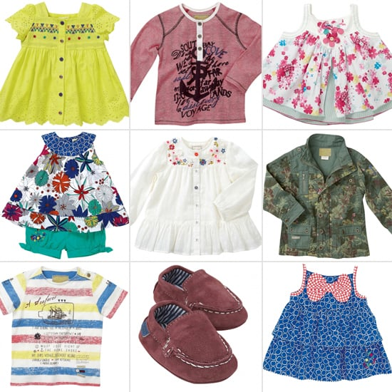 Brit Brand Mama & Papas Debuts Its Babies' and Kids' Clothes Stateside
