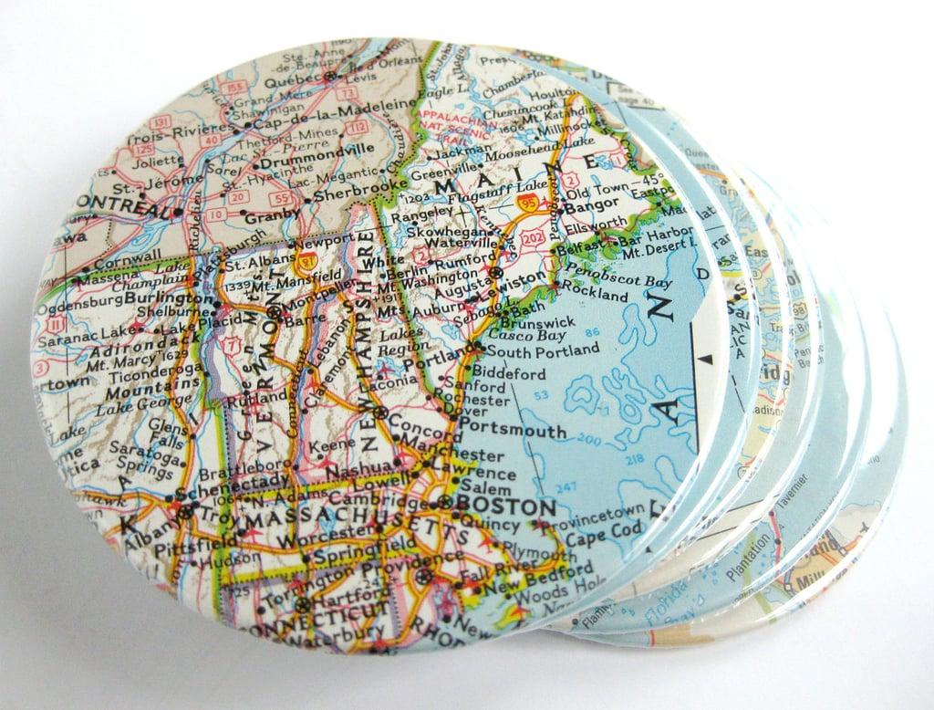 Map Coaster