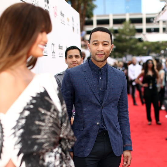 John Legend Is Definitely Digging Chrissy Teigen's New Look
