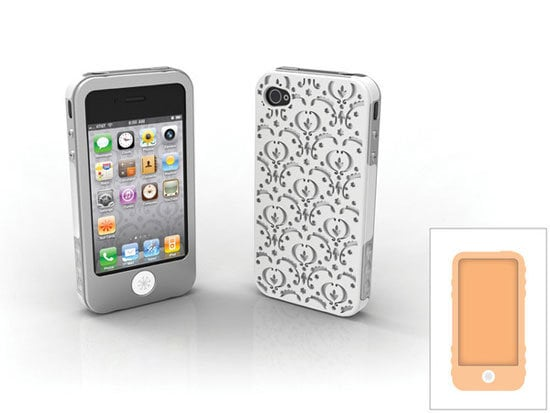 Bordeaux iPhone 4 Case