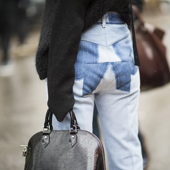 Patchwork Jeans Trend Spring 2016