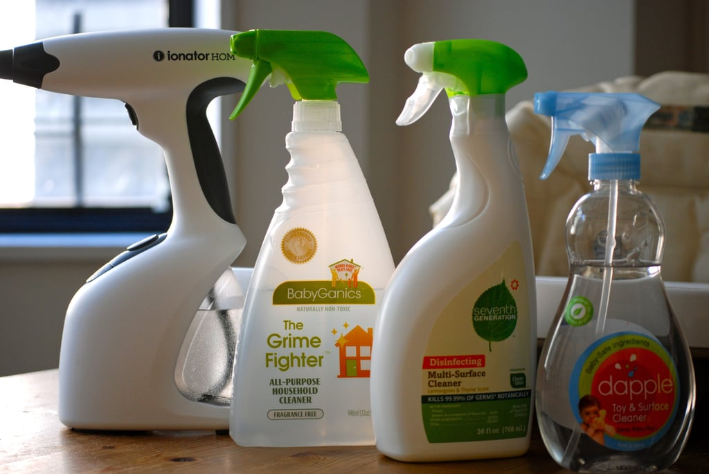 Which eco-friendly cleanser do you use at home?