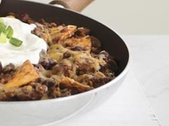 Today's Special: Beef Burrito Skillet