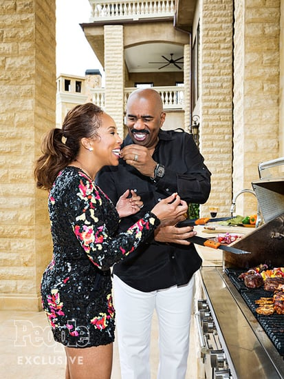 Steve and Marjorie Harvey Open Up About Creating a Blended Family - Despite Their Kids' Initial Resistance