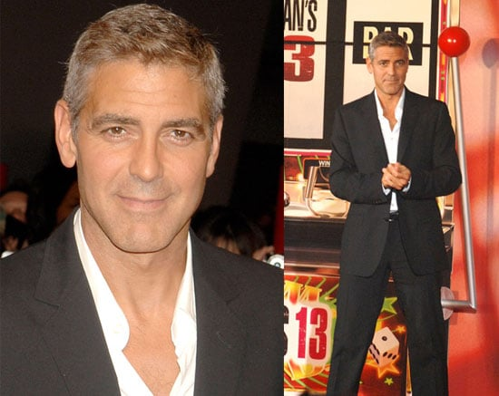 Clooney Continues To Brighten Up A Slow Week