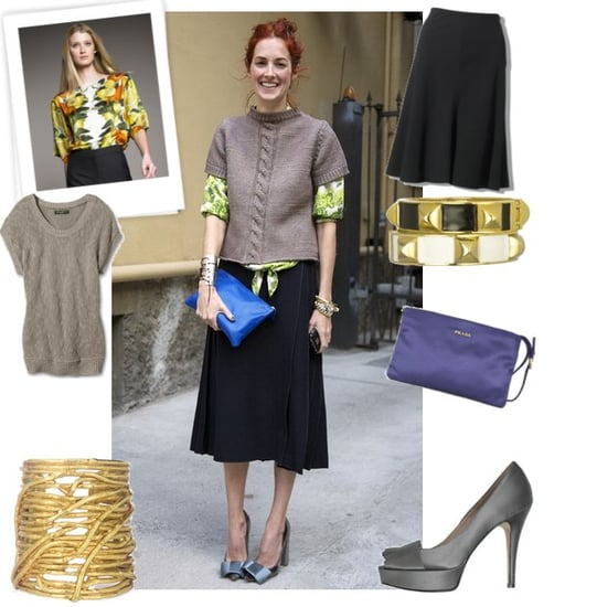 Taylor Tomasi Hill Spring 2011 Streetstyle Inspiration