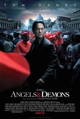 Watch, Pass, TiVo or Rent: Angels and Demons