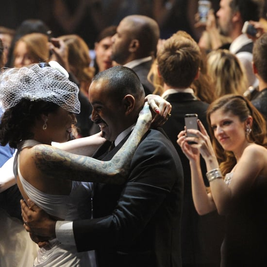 Weddings at the 2014 Grammy Awards