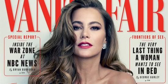 Sofia Vergara Doesn't Care If Critics Think She Wears The Same Dress All The Time