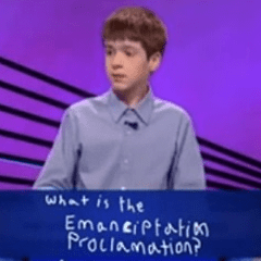 Kids Jeopardy Contestant Upset Over Loss