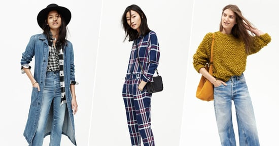 Works of Micro-Fiction, Based on the Madewell Fall Lookbook
