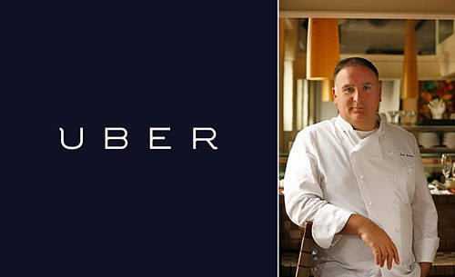 Uber Partners With Chef José Andrés on Dining Deal