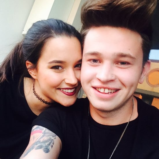 Rhiannon Fish and Reece Mastin Split Quotes and Pictures